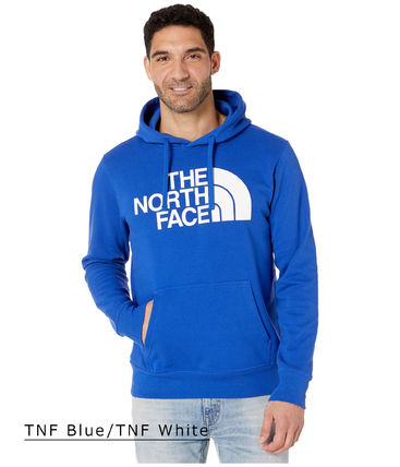 THE NORTH FACE Hoodies Pullovers Street Style Long Sleeves Cotton Outdoor Hoodies 6