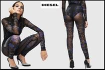 DIESEL Casual Style Long Bottoms
