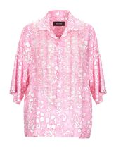 D SQUARED2 Flower Patterns Shirts & Blouses