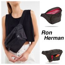 Ron Herman Casual Style Street Style 2WAY Plain Shoulder Bags