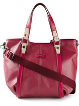 TOD'S G-Line Canvas Blended Fabrics Plain Totes