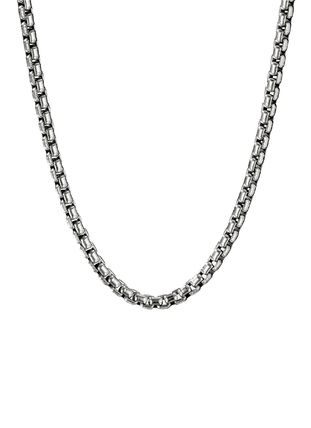 Street Style Silver Necklaces & Chokers