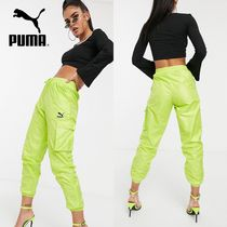 PUMA Casual Style Plain Medium Pants
