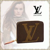 Louis Vuitton ZIPPY COIN PURSE Monogram Leather Accessories
