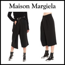Maison Margiela Plain Medium Oversized Culottes