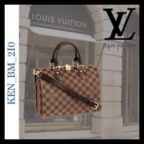 Louis Vuitton SPEEDY Other Check Patterns 2WAY Leather Boston & Duffles