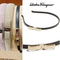 Salvatore Ferragamo Costume Jewelry Casual Style Hair Accessories