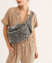Free People Casual Style Plain Shoulder Bags