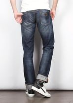 Dolce & Gabbana More Jeans Plain Cotton Jeans 6