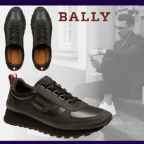 BALLY Leather Sneakers