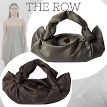 The Row Plain Elegant Style Handbags