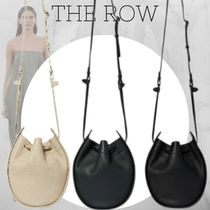 The Row Plain Shoulder Bags
