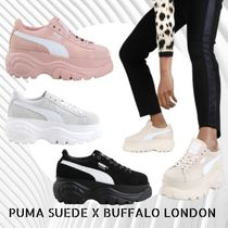 Buffalo LONDON Platform Casual Style Street Style Platform & Wedge Sneakers