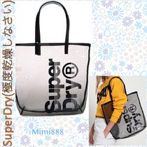 Superdry Casual Style Totes