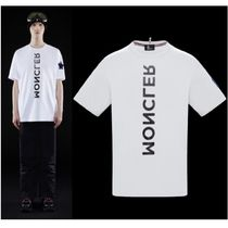 MONCLER GRENOBLE Street Style Cotton T-Shirts