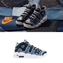 Nike AIR MORE UPTEMPO Low-Top Sneakers