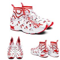 Vivienne Westwood Unisex Blended Fabrics Street Style Collaboration Sneakers