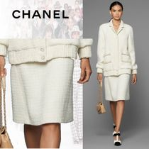 CHANEL Wool Skirts