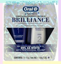 Oral-B Whiteness Tooth Pastes