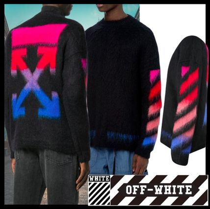 Off-White Knits & Sweaters Street Style Knits & Sweaters