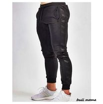 VANQUISH FITNESS Tapered Pants Unisex Cotton Tapered Pants