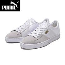 PUMA Casual Style Unisex Low-Top Sneakers