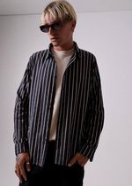 AFENDS Stripes Street Style Shirts