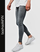 boohoo Denim Street Style Skinny Fit Jeans & Denim