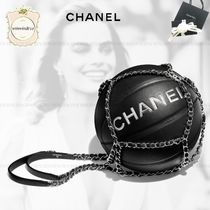 CHANEL Blended Fabrics Chain HOME