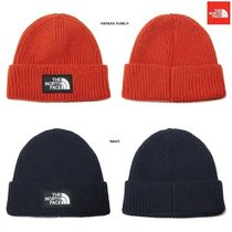 THE NORTH FACE Unisex Street Style Bold Knit Hats