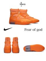 FEAR OF GOD Unisex Street Style Collaboration Sneakers