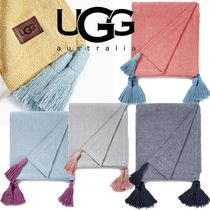 UGG Australia Tassel Plain Throws