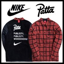 Nike Other Check Patterns Street Style Collaboration