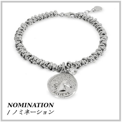 Costume Jewelry Casual Style Street Style Silver Bracelets