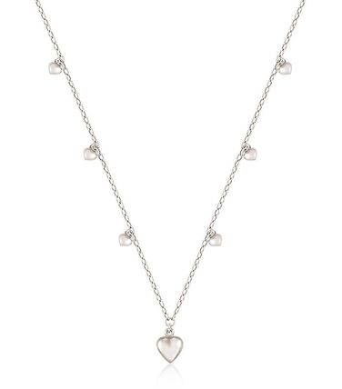 Costume Jewelry Casual Style Chain Silver