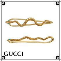 GUCCI Unisex 18K Gold Watches & Jewelry