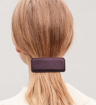 COS Costume Jewelry Casual Style Leather Hair Accessories