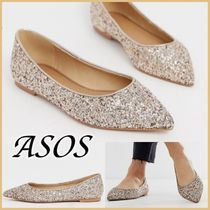 ASOS Party Style Slip-On Shoes