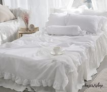 DECO VIEW Plain Pillowcases Duvet Covers
