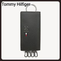 Tommy Hilfiger Plain Leather Keychains & Holders