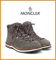 MONCLER Mountain Boots Suede Outdoor Boots