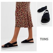 TOMS Plain Sandals Sandal
