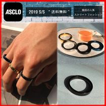 ASCLO Street Style Rings