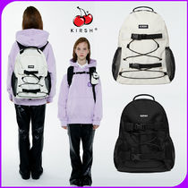 KIRSH Casual Style A4 Backpacks