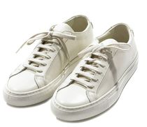 Common Projects Unisex Handmade Low-Top Sneakers