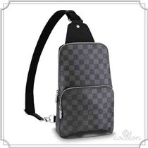 Louis Vuitton DAMIER GRAPHITE Bags