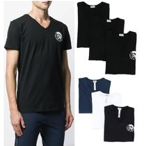 DIESEL Street Style T-Shirts