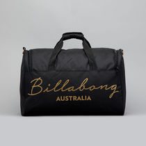 Billabong A4 Plain Logo Boston & Duffles