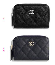 CHANEL MATELASSE Coin Cases