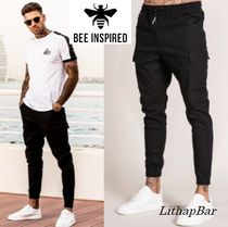 Bee Inspired Clothing Plain Skinny Fit Pants